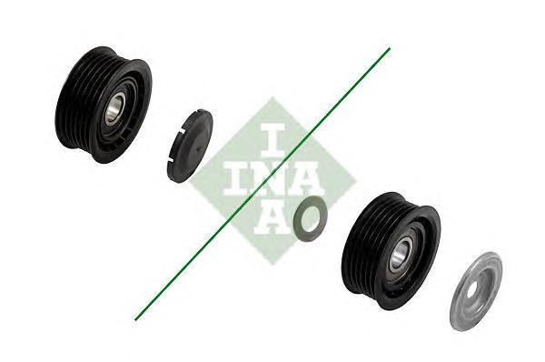 Ролик обводной AUDI Q7 3,0TDI 532016010