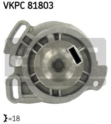 Насос водяной VW TRANSPORTER IV 2.4/2.5