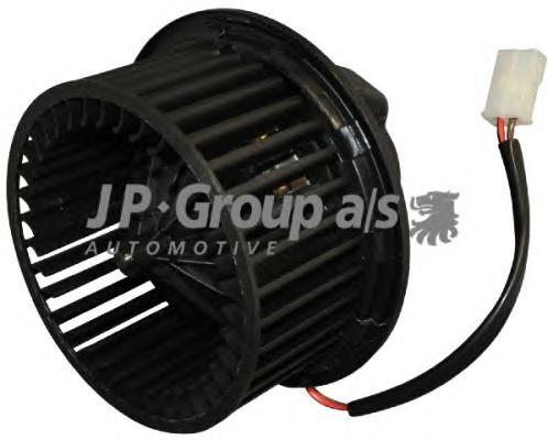 Электродвигатель нагнетателя воздуха в салон