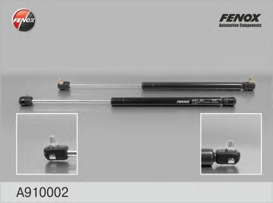 Амортизатор багажника FENOX A910002 Hyundai Getz 02-