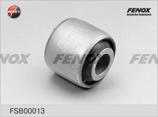 Сайлентблок задн цапфы Hyundai Elantra (HD), I30 I-II, KIA Ceed 06-12, Ceed 12- FSB00013