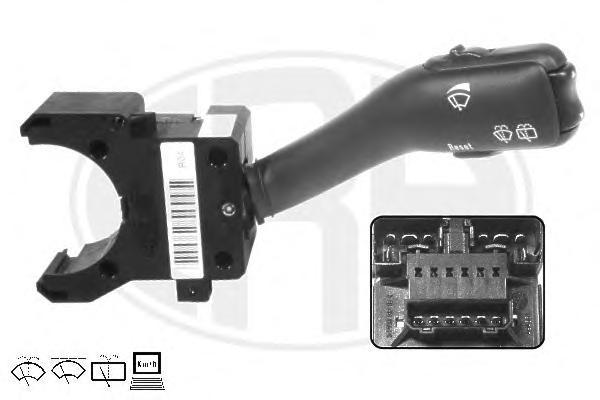 Переключатель подрулевой ERA 440393 VW GOLF 97-05/SHARAN 05-10/PASSAT 97-05/AUDI A6 97-05 Универсал стеклоочистителя с борт комп