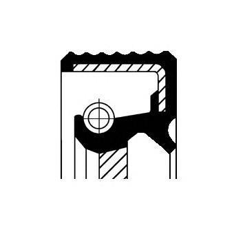Сальник раздаточной коробки LAND ROVER: DISCOVERY III 2.7 TD 4x4/4.0 4x4/4.4 4x4 04-09, DISCOVERY IV 2.7 TD 4x4/3.0 SDV6 4x4/3.0 TD 4x4/4.0 4x4/5.0 V8