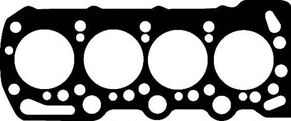 Прокладка ГБЦ OPEL 1,7D/TD 90-98