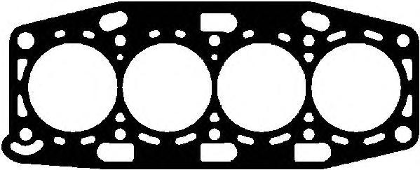 Прокладка ГБЦ металлическая 10079000