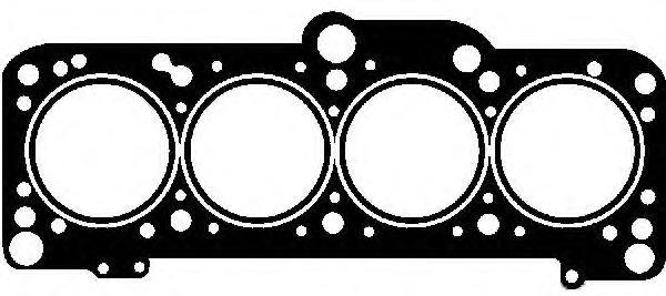 Прокладка г/бл GLASER H5015100 /50151/ (D82.50) AUDI-80