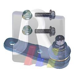 Опора шаровая RTS 9300606056 FORD Escort c болтами