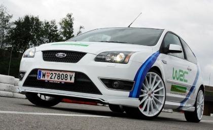 Eibach Ford Focus ST WRC