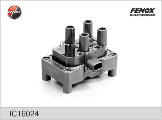 Катушка зажигания FORD FOCUS II 1,4, 1,6 IC16024