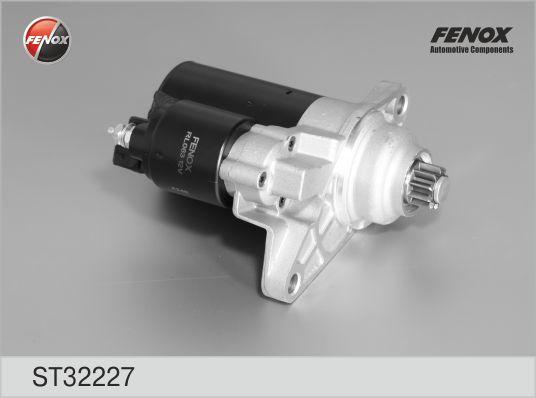 Стартер FENOX ST32227 Audi A3 03-08 1.6, 2.0 0 986 020 290