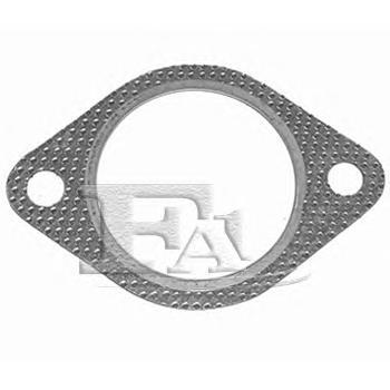 Прокладка глушителя FA1 740909 HYUNDAI Elantra перед резон.