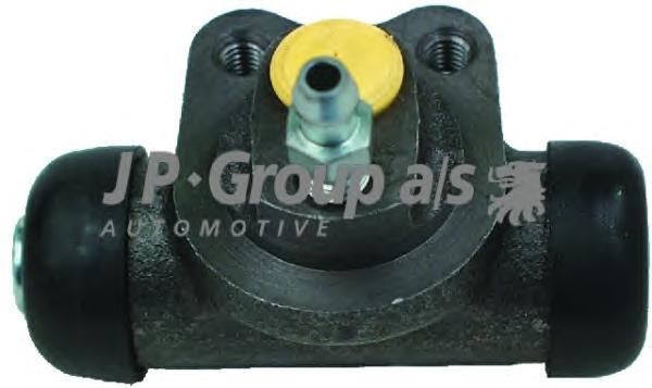 Цилиндр тормозной Re (17,46 мм) OPEL Ascona-C, Ast