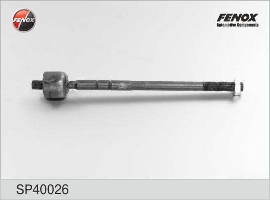 Тяга рулевая Ford Fiesta 01-07, Fsion 02-, Mazda 2 (DY) 03-06 SP40026