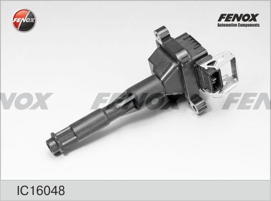 Катушка зажигания BMW 5 95- 2.0-4.0, 7 95- 2.8-5.0, 8 94- 4.0, 5.0, X5 00- 3.0-4.6 IC16048