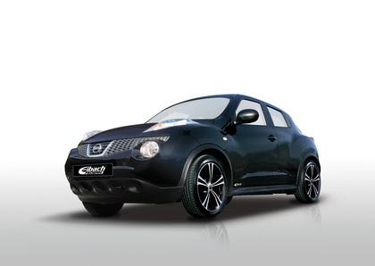 Eibach Pro-Kit на Nissan Juke