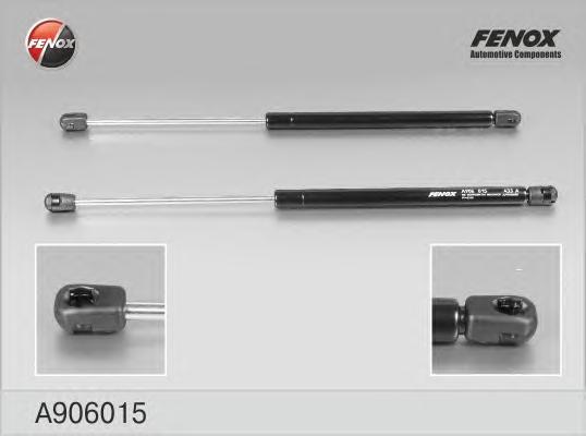 Упор багажника газовый RE Foc II mod 3,5 (к-т 2 шт.) Fenox