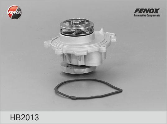 Помпа FENOX HB2013 Opel Astra/Vectra/Meriva/Zafira/Signum/Alfa Romeo 159 1.6/1.8i 00-