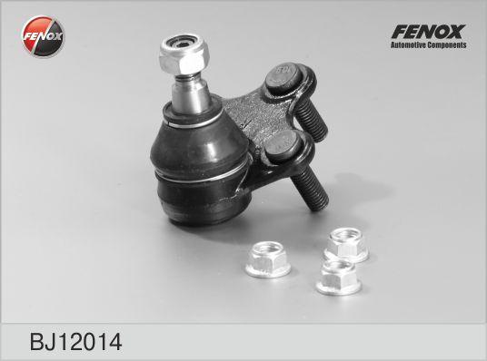 Опора шаровая нижн правая VW POLO SEDAN (RUS), SKODA FABIA 06- BJ12014