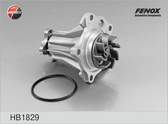 Насос водяной Ford Escort/Scorpio/Sierra/Tranzit 2,0/2,0i 16V 85> HB1829
