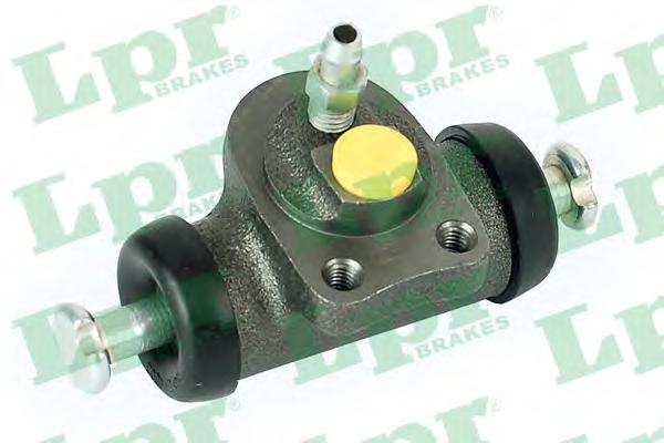Цилиндр тормозной LPR 4253 OPEL
