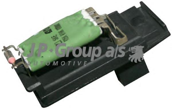 Резистор мотора вентилятора сист. охлаж. FORD
