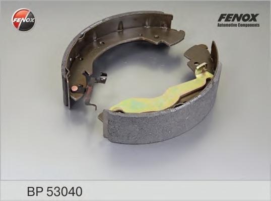 Колодки барабанные VW Transporter IV [268*56, Bendix syst,] BP53040
