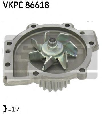 Водяная помпа VKPC86618