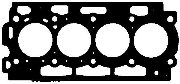 Прокладка ГБЦ 1,6D 1,30мм PSA, Ford, Mini, Mazda