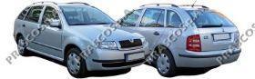 Защита двигателя-передняя / SEAT Ibiza,Toledo•SKODA Fabia,Roomster,Rapid•VW Polo 00~