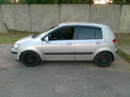 Eibach Hyundai Getz