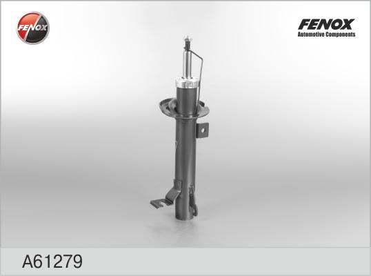 Амортизатор передн правый Ford Fiesta V 01- , Mazda 2 03- A61279