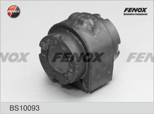 Втулка стабил. FENOX BS10093 Ford Mondeo 1.6-2.3, 1.8-2.0D 07>; Volvo V60, V70, S80, XC70 2.0-4.4, 2.4D 06> передняя, d22мм