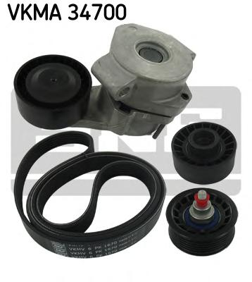 Ремкомплект ремня VKMA34700