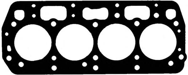 Прокладка г/бл VICTOR REINZ 613620500 Skoda Fabia 1.4 (AZF/AQW/AME/ATZ/AZE) 00-