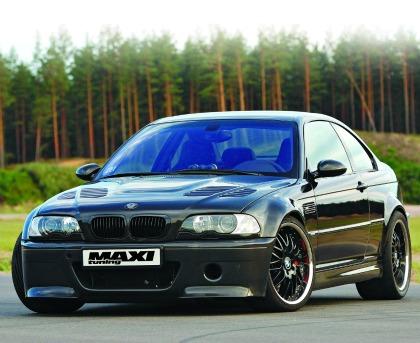 Eibach BMW M3 CSL