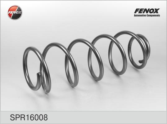 Пружина задняя Ford Mondeo III 00-07 1,8, 2,0, 2,5, 3,0 SPR16008