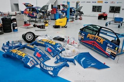 Eibach Ford Fiesta S2000