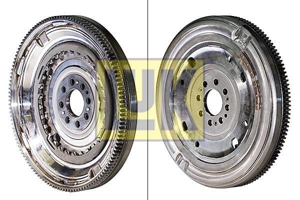 Маховик двухмассовый AUDI: A3 (8P1) 1.8 TFSI 03-, A3 SPORTBACK (8PA) 1.8 TFSI 04-, A3 кабрио 1.8 TFSI 08- \ SEAT: ALTEA (5P1) 1.8 TFSI 04-, ALTEA XL (5P5, 5P8) 1.8 TF