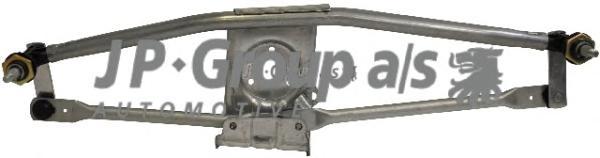 Трапеция стеклоочистителя VW LT 97~06