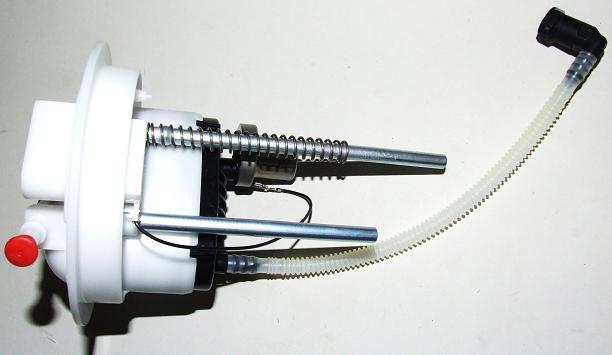 Фильтр топливный с фланцем fsi passat 06-