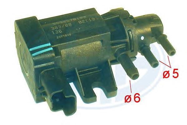 Клапан рециркуляции ог (EGR) 555161