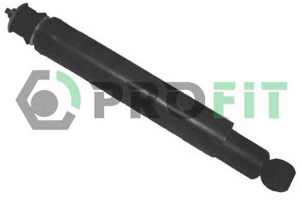Амортизатор GM Nexia/Espero/Lanos задний масляный без гайки