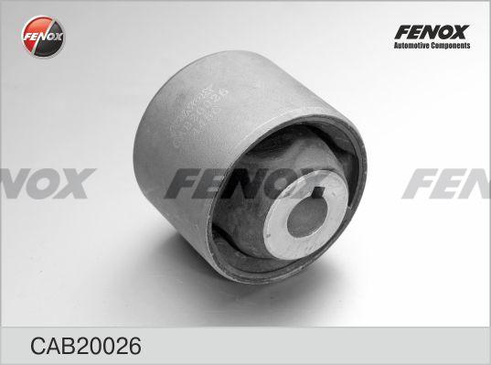 С/блок FENOX CAB20026 VW Transporter V/Multivan V 03-09, 09- рычага задний