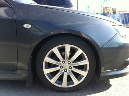Eibach Pro-Kit на Subaru Impreza (G3)