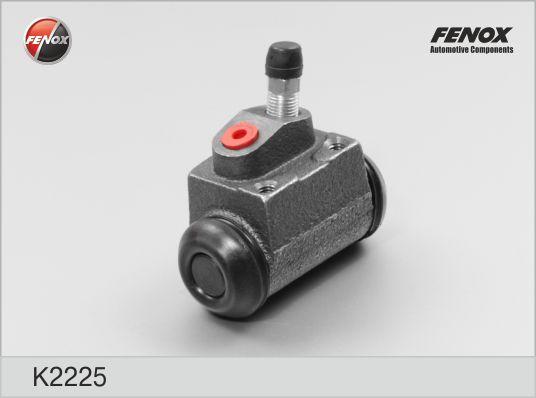 Цилиндр тормозной FENOX K2225 FORD Sierra,Escort
