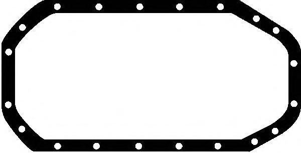 Прокладка поддона GLASER X0337001 VAG 0.9-1.4 80-96