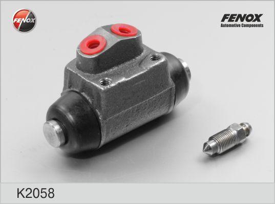 Цилиндр колесный FORD Focus I-II, Escort 91-00, Sierra 82-86, Taunus 70-76 K2058