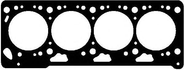Прокладка г/бл GLASER H5050500 /50505/ VW 1.6