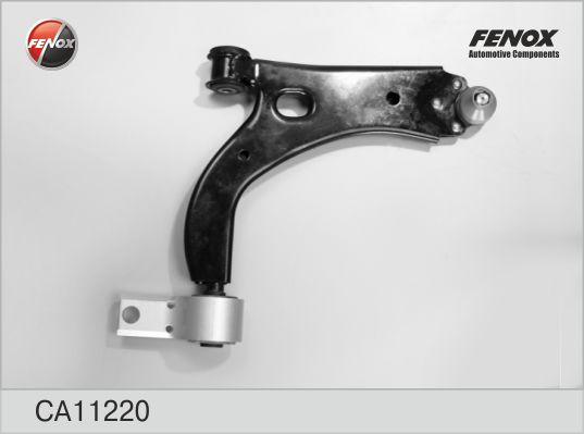 Рычаг передний правый Ford Fusion 02-, Fiesta V 01-, Mazda 2 03- CA11220