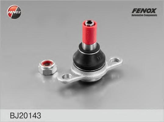 Опора шаровая нижняя VW Transporter IV (d=13 мм, 20 мм конус Ch, 70-T200000->(91-)) BJ20143